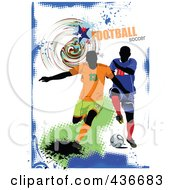 Soccer Players by leonid
