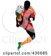 Soccer Player 1 by leonid