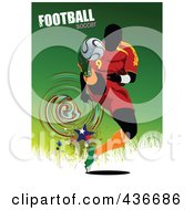 Soccer Player 2 by leonid