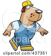Builder Dog Walking