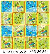 Mexican Pinata Pattern