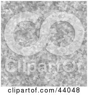 Clipart Illustration Of A Blotchy Metal Background