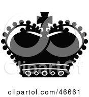 Black Royal Kings Crown