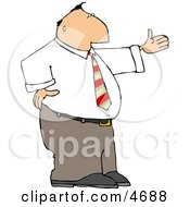 Hand It To You Clipart