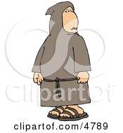 Religious Buddhist Christian Monk