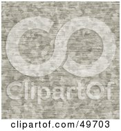 Royalty Free RF Clipart Illustration Of A Grungy Blotchy Brushed Metal Background
