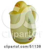Modern Yellow Kettle