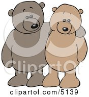 Teddy Bear Pals Clipart by djart
