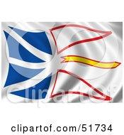 royalty free rf newfoundland flag clipart illustrations vector graphics 1. Black Bedroom Furniture Sets. Home Design Ideas
