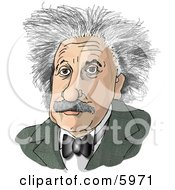 Albert Einstein Clipart Picture by djart #COLLC5971-0006