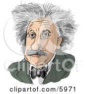 Albert Einstein Clipart Picture
