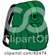 Green School Backpack