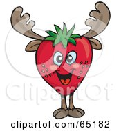 Strawberry Moose