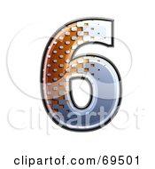 Metal Symbol Number 6