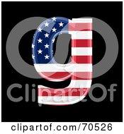 American Symbol Lowercase G by chrisroll