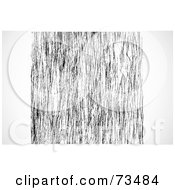 Royalty Free RF Clipart Illustration Of A Black And White Texture Background Version 4 by BestVector
