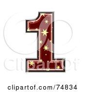Starry Symbol Number 1