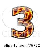 Magma Symbol Number 3