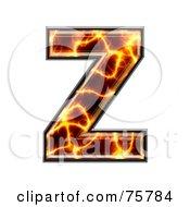 Magma Symbol Capital Letter Z