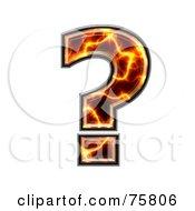 Magma Symbol Question Mark