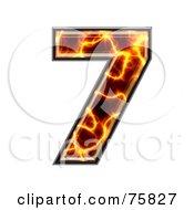 Magma Symbol Number 7