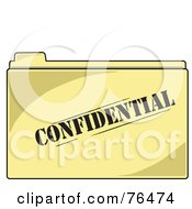 Royalty-Free (RF) Confidential File Clipart, Illustrations, Vector ...