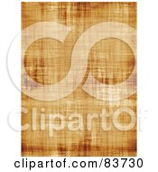 Royalty Free RF Clipart Illustration Of A Background Of Vertical Aged And Seamless Parchment Paper by Arena Creative