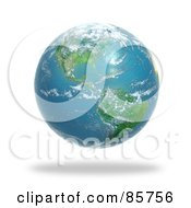 Royalty Free RF Clipart Illustration Of A