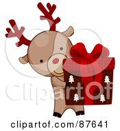 Royalty Free Reindeer Illustrations by BNP Design Studio Page 1
