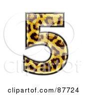 Panther Symbol Number 5