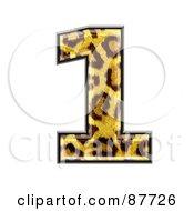 Panther Symbol Number 1