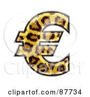 Panther Symbol Euro