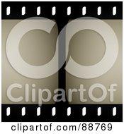 Center Line In A Film Strip