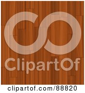 Cherry Wood Floor Background