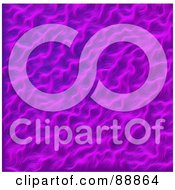Royalty Free RF Clipart Illustration Of A Purple Fur Background
