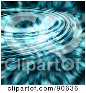 Blue Rippling Water Background 6