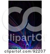Royalty Free RF Clipart Illustration Of A Fractal Design Background 25