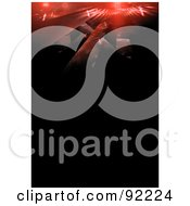 Royalty Free RF Clipart Illustration Of A Fractal Design Background 42