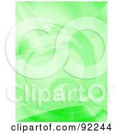 Royalty Free RF Clipart Illustration Of A Fractal Design Background 62