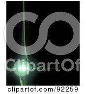 Royalty Free RF Clipart Illustration Of A Fractal Design Border Background 8