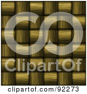 Royalty Free RF Clipart Illustration Of A Carbon Fiber Background Texture 9 by Arena Creative