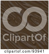 Royalty Free RF Clipart Illustration Of A Rippling Chocolate Background 2