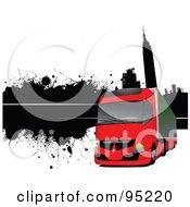 Big Rig Trucking Background 5 by leonid