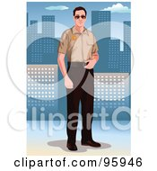 City Security Guard