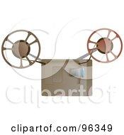 Movie Reel Machine