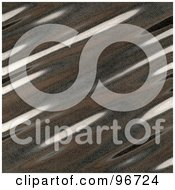 Royalty Free RF Clipart Illustration Of A Background Of Carbon Fiber And Ripples