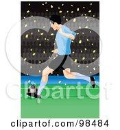 Soccer Man 1
