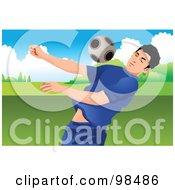 Soccer Man 6