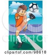 Soccer Boy 10
