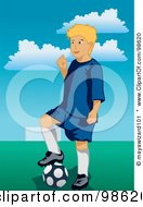 Soccer Boy 17